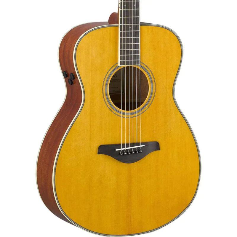 Yamaha FS-TA Vintage Tint Folk Guitar