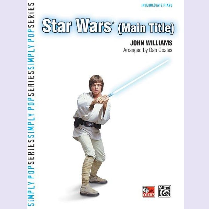 Williams,J Arr Coates,D - Star Wars (Main Title) (Easy Piano)