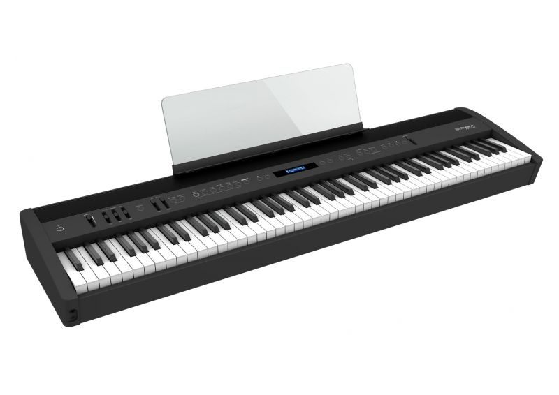Roland FP60X Portable Digital Piano, Black
