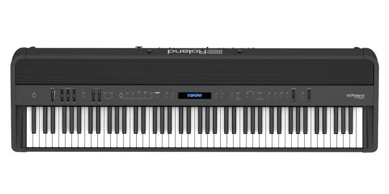 Roland FP90X Portable Digital Piano, Black