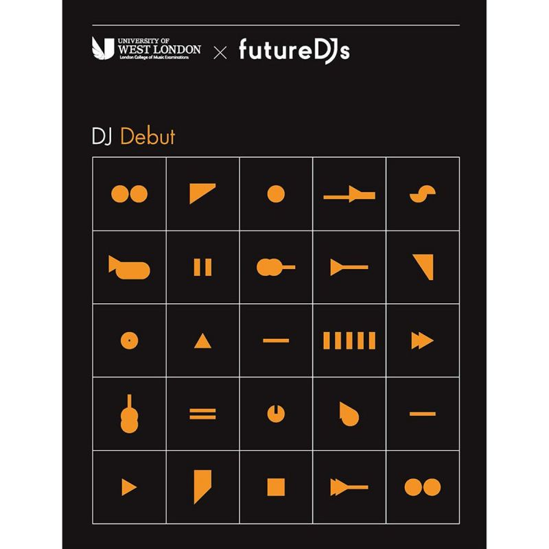 London College of Music DJ Handbook Debut - 2021