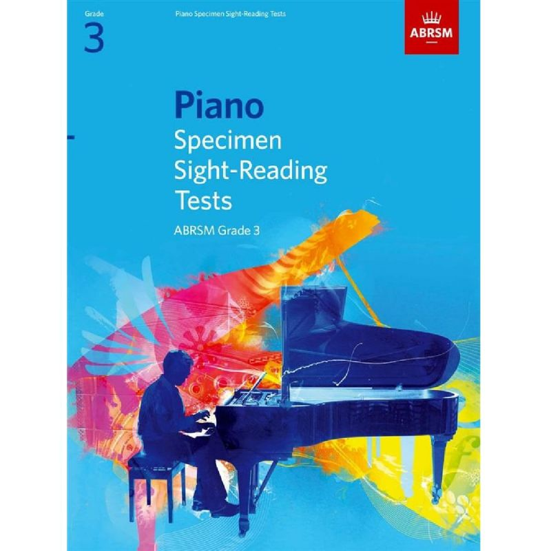 ABRSM Piano Specimen Sight Reading Tests From 2009 (Grade 3)