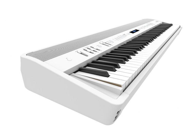 Roland FP90X Portable Digital Piano, White