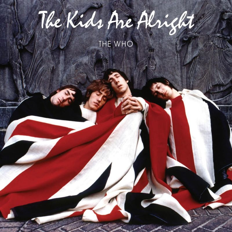 WHO - THE KIDS ARE ALRIGHT OST - 2LP VINYL