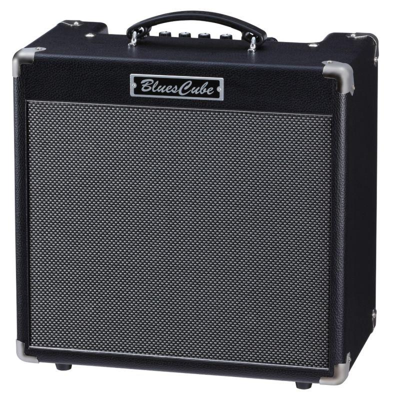 Roland BCHOTBK Blues Cube Hot Guitar Amplifier Black - DISPLAY MODEL