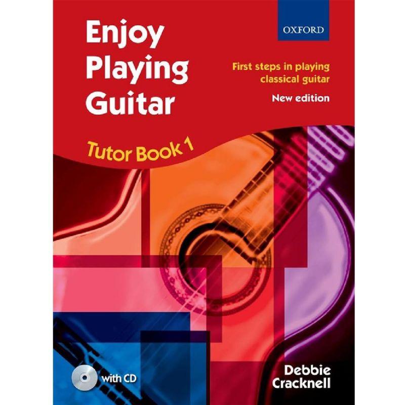 Debbie Cracknell - Enjoy Playing Guitar - Tutor Book 1 (New Edition)