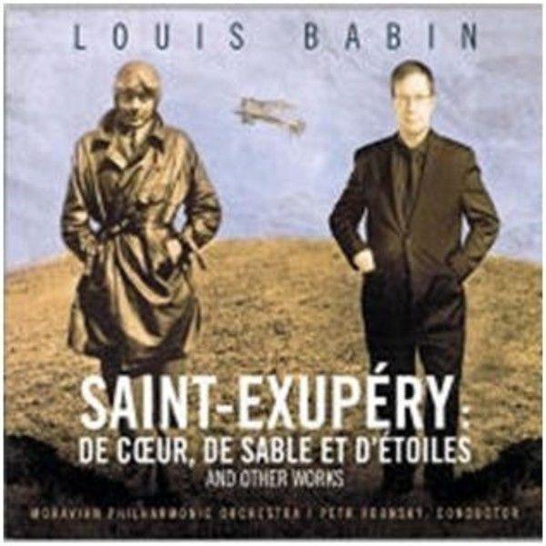 LOUIS BABIN - SAINT EXUPERY - CD