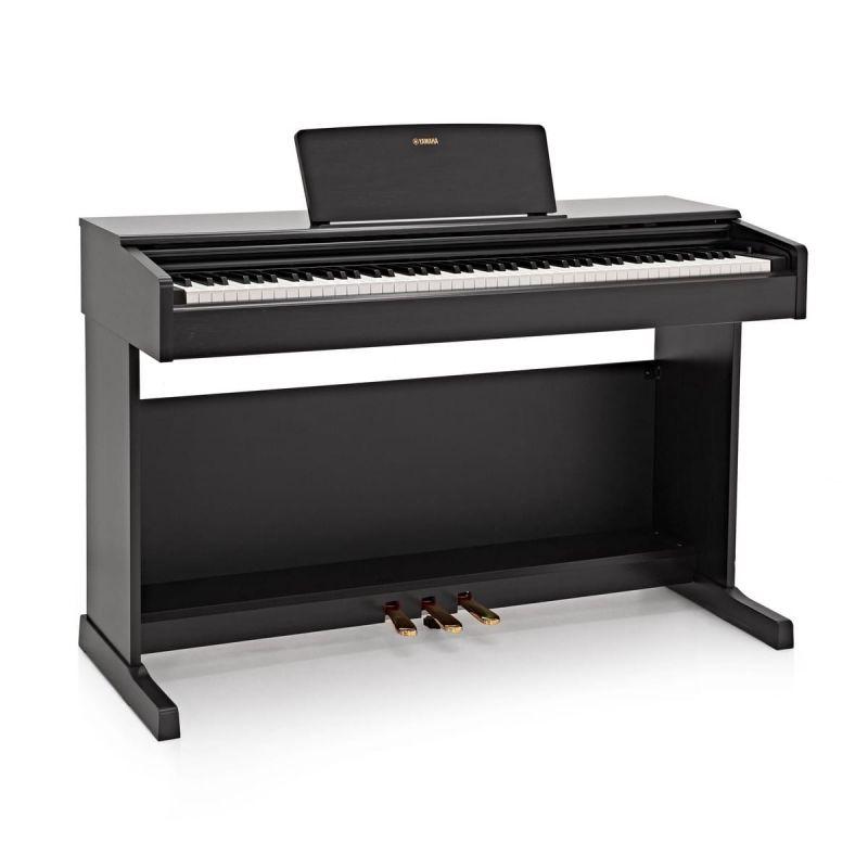 Yamaha YDP144B Arius Digital Piano in Black