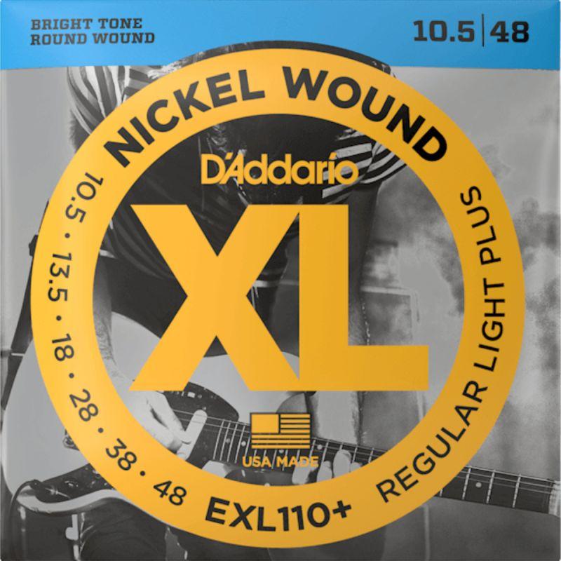 D'Addario XL Regular Plus