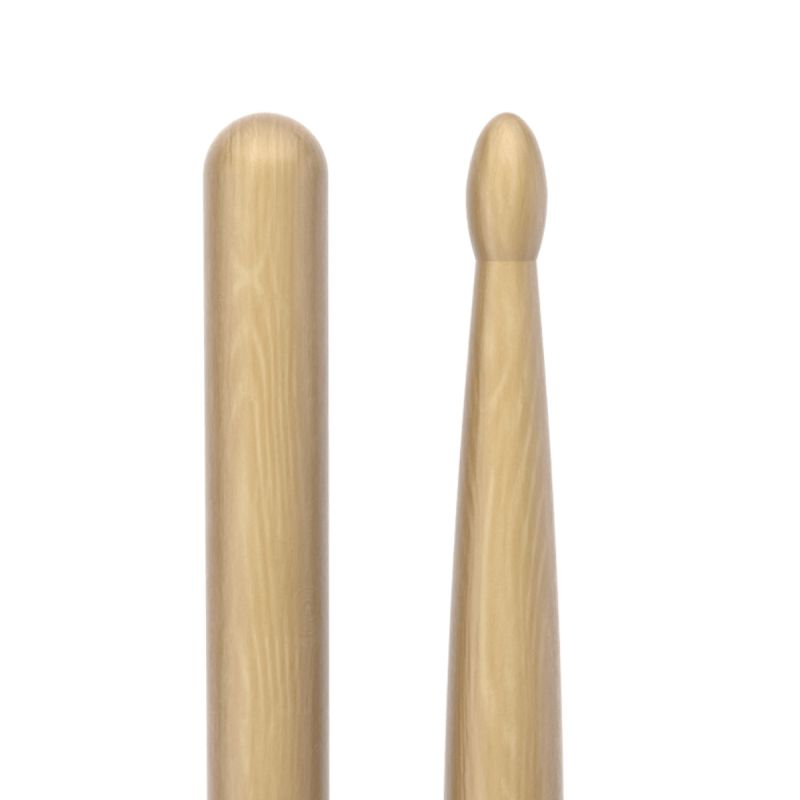 ProMark 7A Hickory Wood Tip Drum Sticks