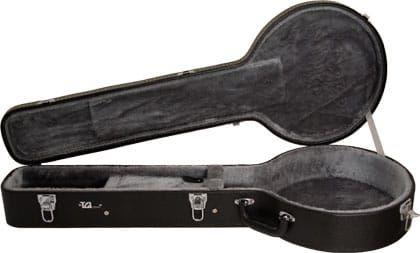 TGI Tenor Banjo Wooden Case
