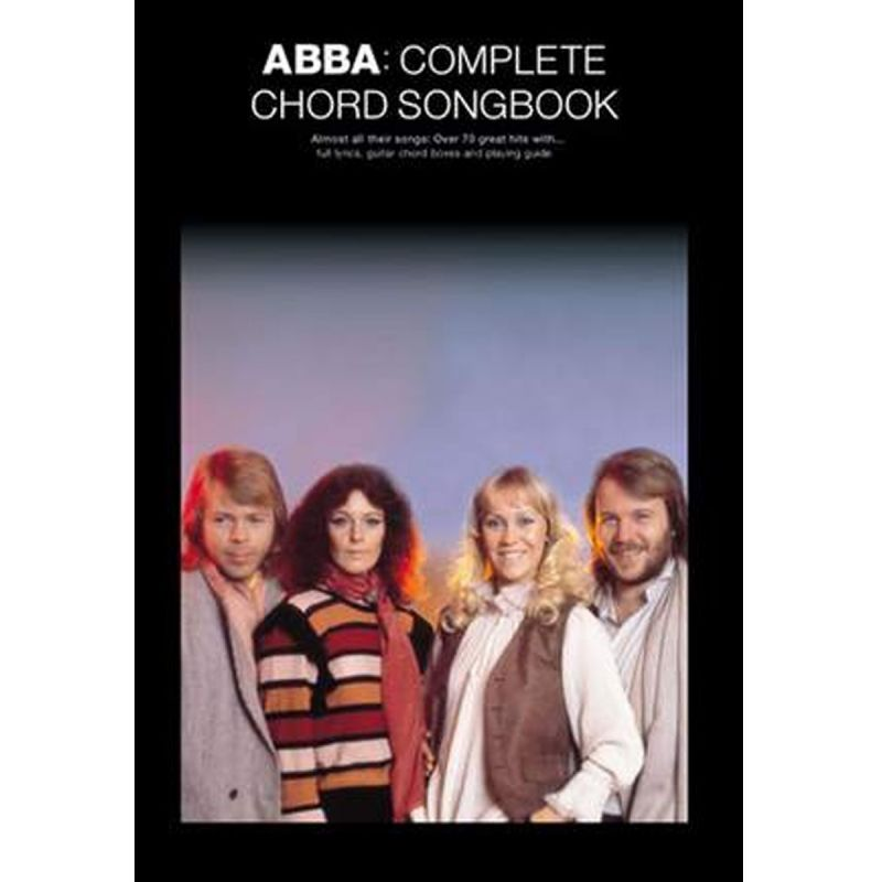 Abba - Abba Complete Chord Songbook