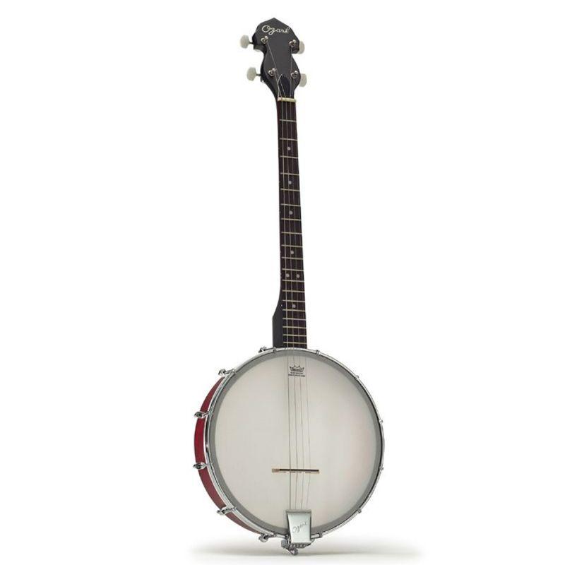 Ozark 2102T Openback Tenor Banjo, inc Gig Bag