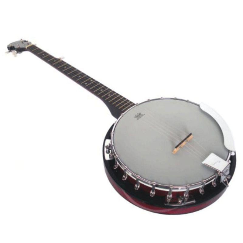 Ozark 2105GL Left Handed 5 String Banjo, inc Gigbag