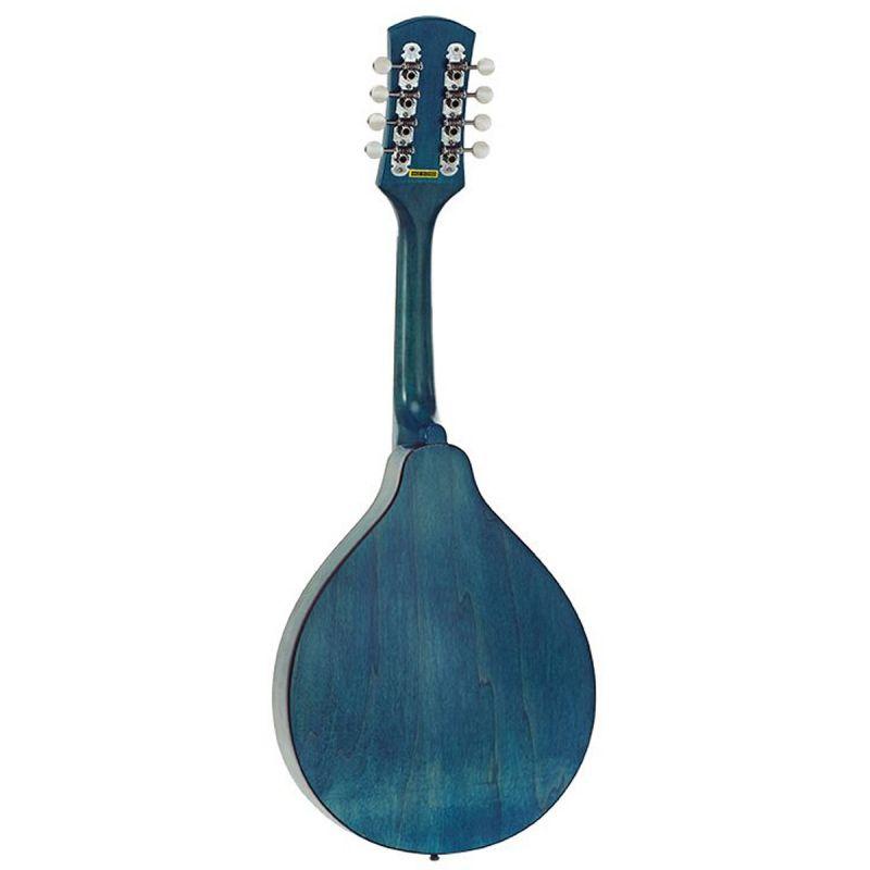 Ozark 2371BU Mandolin A Model, Blue