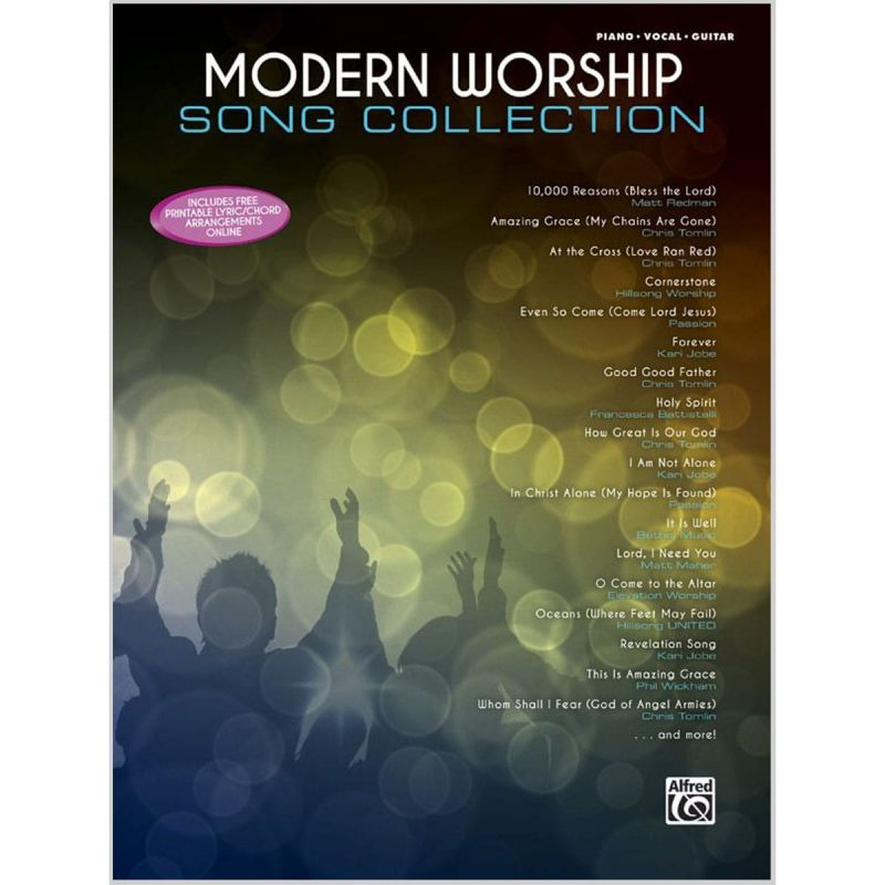 Modern Worship Song Collection (PVG)