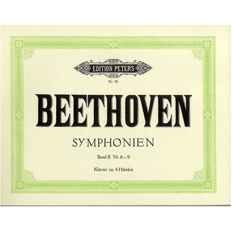 Beethoven, Ludwig Van - Symphonies Vol 2