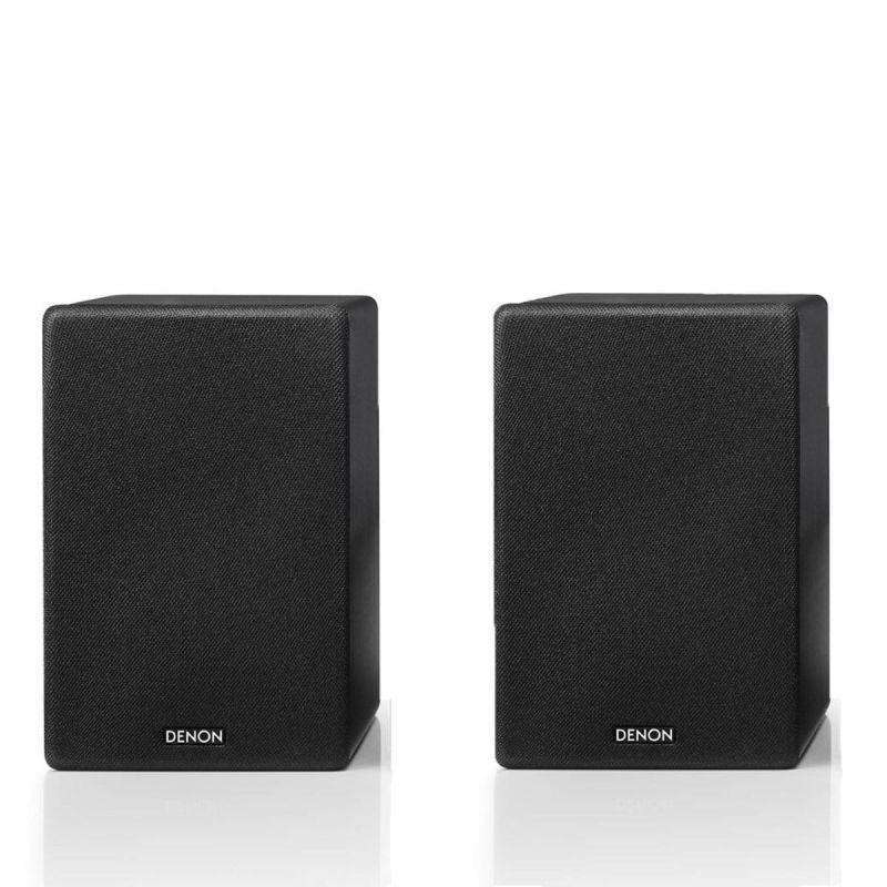 Denon Ceol SC-N10 Speakers in black