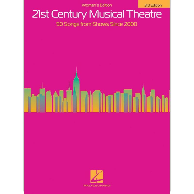 21st Century Musical Theatre Women's Edition