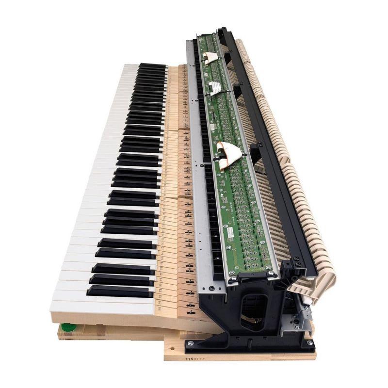 Casio GP310 Grand Hybrid Digital Piano, Satin White
