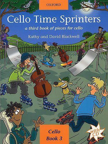 Cello Time Sprinters Book + CD