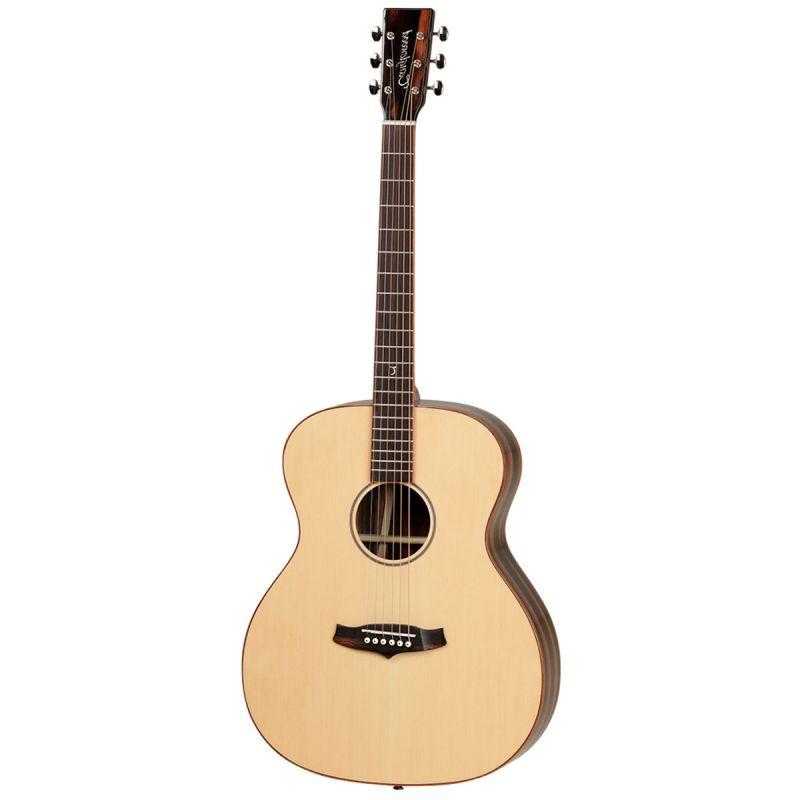 Tanglewood TWJFS Left Handed Java Series Folk Acoustic Guitar
