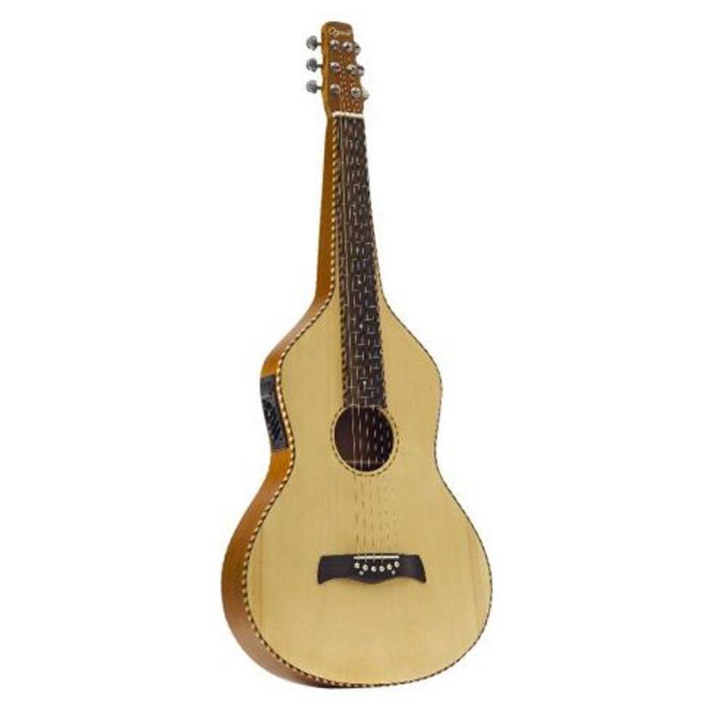 Ozark Hawaiian Guitar Spruce and Mahogany
