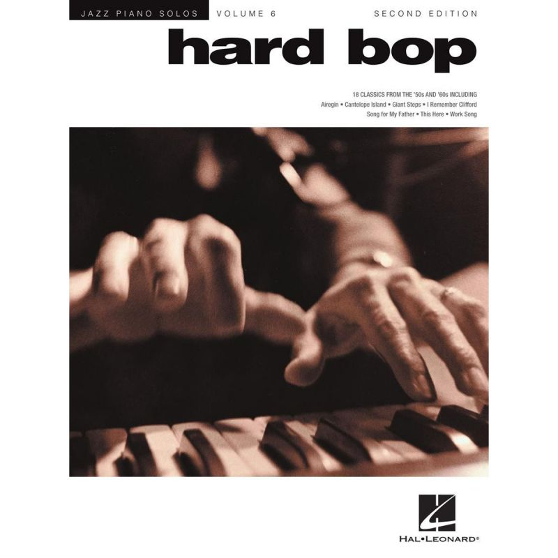 Jazz Piano Solos Hard Bop - 2nd Edition