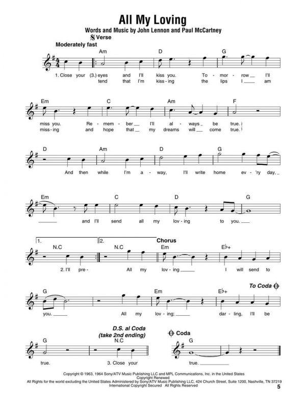 Pop Standards - Strum Together (Banjo, Guitar, Mandolin or Ukulele)