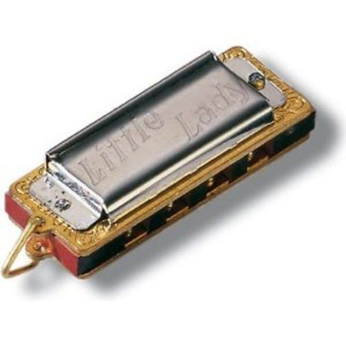Hohner Little Lady C Mini Harmonica
