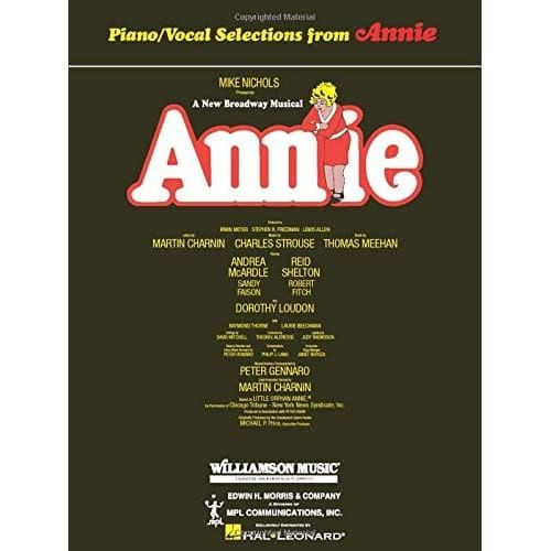 Strouse, Charles - Annie - Vocal Selections