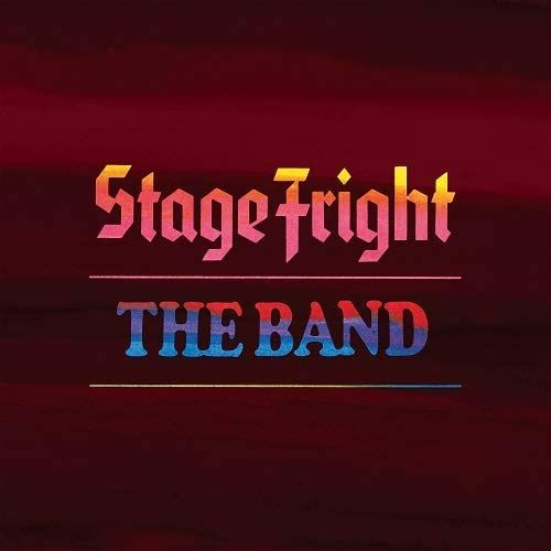BAND - STAGE FRIGHT - SUPER DELUXE CD/VINYL BOX SET
