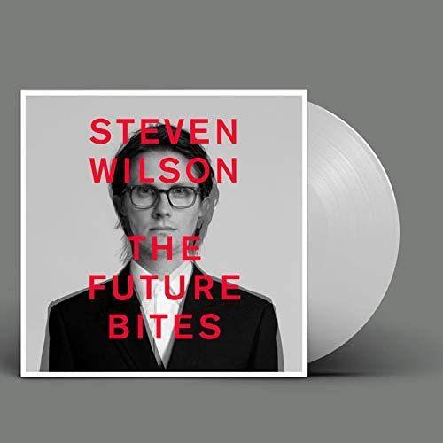 STEVEN WILSON - THE FUTURE BITES - INDIE EXCLUSIVE WHITE 2LP VINYL