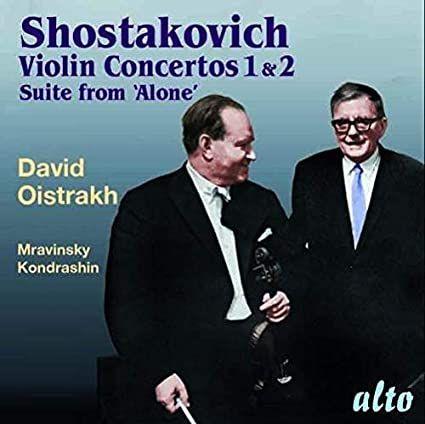 DAVID OISTRAKH - SHOSTAKOVICH