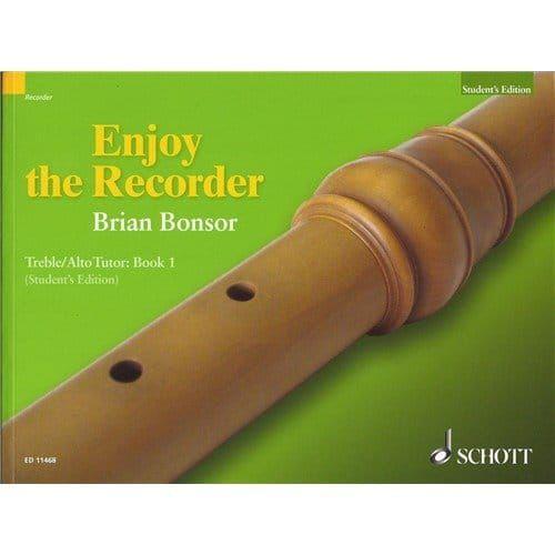 Bonsor, Brian - Enjoy the Treble Recorder - Vol. 1