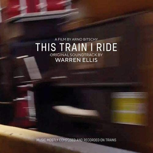 WARREN ELLIS - THIS TRAIN I RIDE - OST - CD