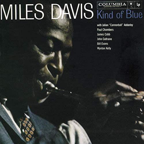 MILES DAVIS - KIND OF BLUE - CLEAR VINYL