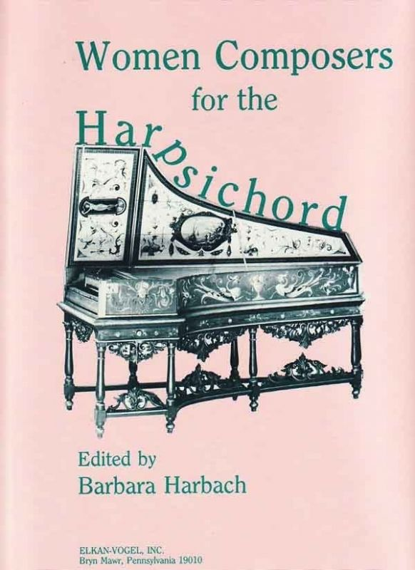 Women Composers for the Harpsichord