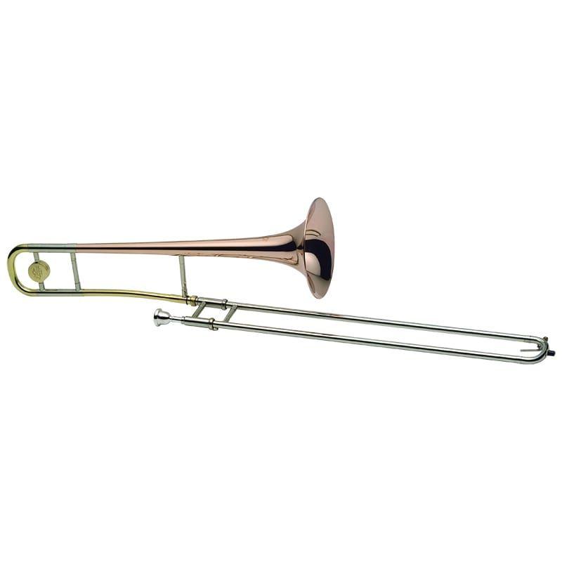 J Michael Tenor Trombone, Rose Brass Bell