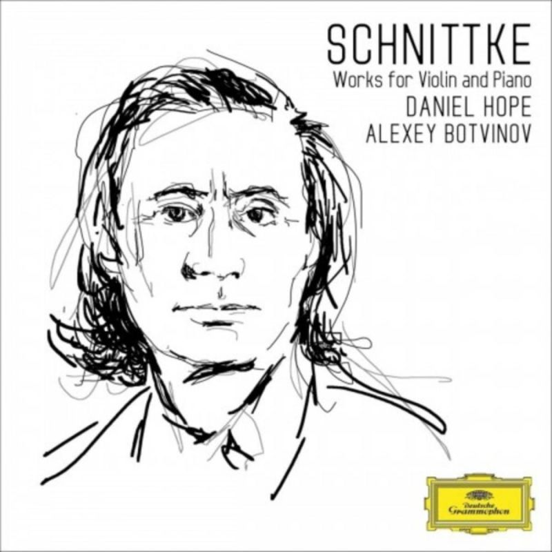 DANIEL HOPE & ALEXEY BOTVINOV - SCHNITTKE