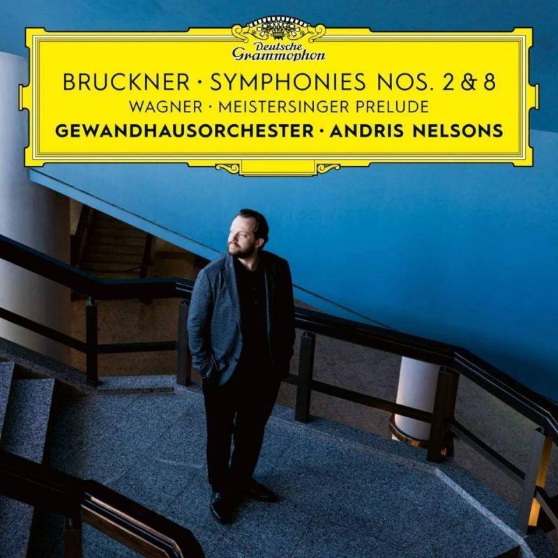 GEWANDHAUSORCHESTER - BRUCKNER/SYMPHONIES NOS. 8 & 2