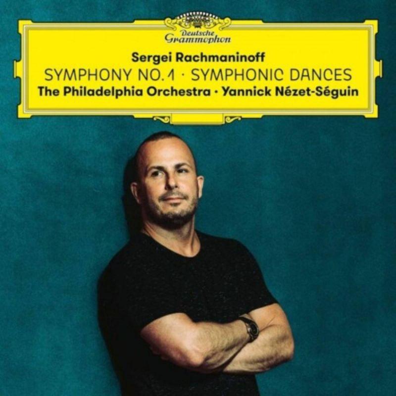 PHILADELPHIA OR - RACHMANINOFF/SYMPHONY 1/SYMPHONIC DANCES