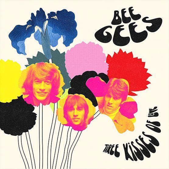 BEE GEES - THREE KISSES OF LOVE - RSD 2021 - DROP 2