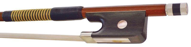 Hidersine 5061A Octagonal Cello Bow, Brazilwood, Full Size