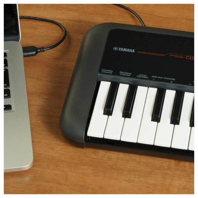 Yamaha PSS A50 Portable Keyboard