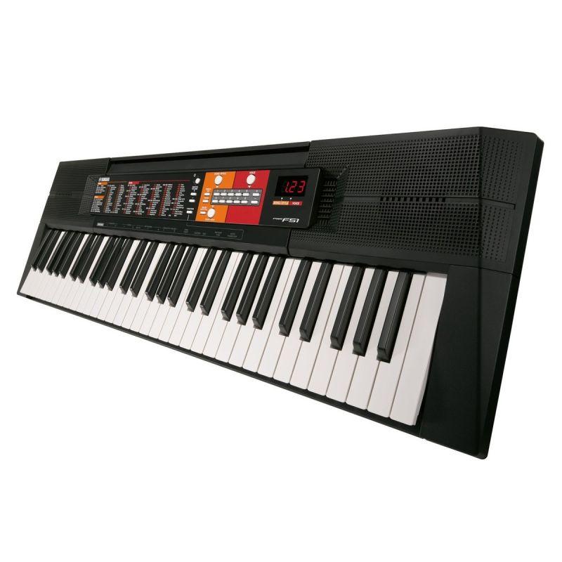 Yamaha PSRF51 Electronic Keyboard