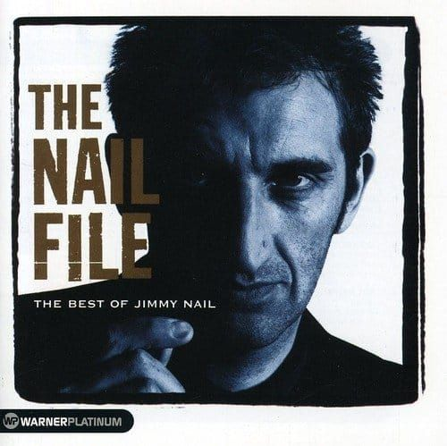 JIMMY NAIL - THE NAIL FILE - THE BEST OF - CD