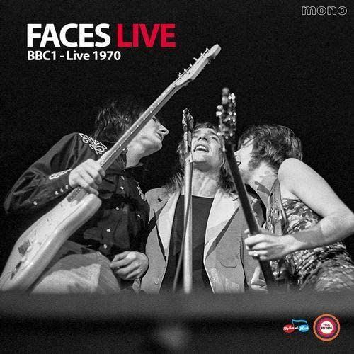 FACES - BBC1 LIVE 1970 - VINYL