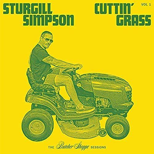 STURGILL SIMPSON - CUTTIN GRASS - COLOUR 2LP VINYL
