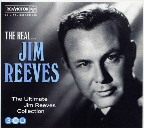 JIM REEVES - THE REAL JIM REEVES - 3CD